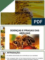 doenças e pragas de abelhas