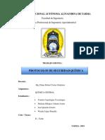 Protocolos de Quimica.word
