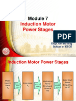 Induction Motor Power Stages
