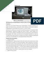 Equipo Automatizado Hematologia