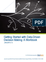 data driven decision making 1 artifact