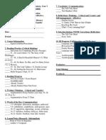 2019 Binder Checklist 2