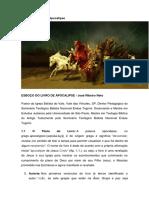 Esboço Do Livro de Apocalipse - José Ribeiro Neto