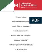 Sociedades Mercantiles (Derecho)