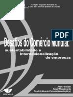 Desafios do comércio mundial internacionalização