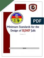 Minimum Standard for BJMP Jails