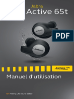 Jabra Elite Active 65t User Manual_FR_French_RevH