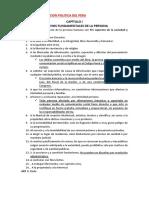 Balota 1- Constitucion Politica Del Peru Fijas