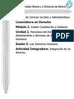 Módulo 2. Estado Constitución y Gobierno