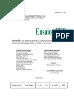ARIENTI FILOMENO 2007 Economia PolItica Do Moderno Sistema Mundial - Contrib