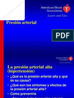 3 Presión Arterial