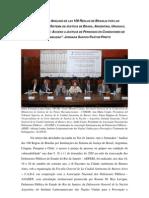 Informativo II Encontro 100 Regras de Brasilia