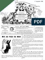 Le Magicien v1 n5 1883 Sep 1