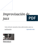 1Improvisación de Jazz - Wikipedia