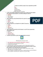 Evaluación preliminar IT Esentials