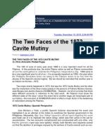 Cavity Mutiny