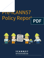 Pre Icann57 Policy Report 27oct16 En