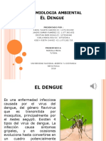 Trabajo Final El Dengue Diapositivas