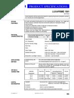 Luxaprime1501 Etch Primer