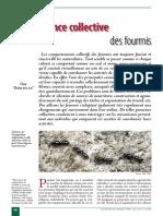 DocumentFr.com-L Intelligence Collective Des Fourmis - PDF