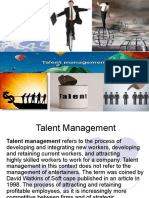 Talant Management