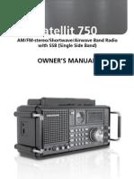 Grundig Satelitt 750 Manual
