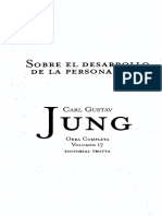 Jung, Carl Gustav - Obra Completa 17 Sobre El Desarrollo de La Personalidad