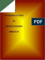Una Introducción al Cristianismo Biblico