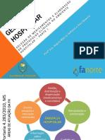Gestão Hospitalar - Seleção de Medicamentos e Elaboração de Protocolos Clínicos No Ambiente Hospitalar (Parte 1)