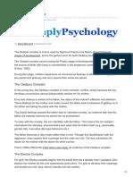 psychoalysis