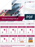 Axis Bank Strategy - FY 20-22