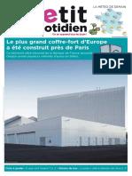 Le Petit Quotidien 5763
