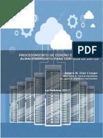 Proc de diseño de sistemas de almacenamiento de datos para centros de datos