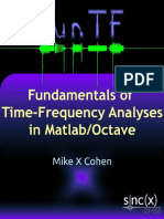 fundamental of time-Frequency Analyses