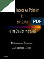 Reducing IAP in Sri Lanka