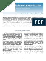 Historia y Cultura Del Agua en Canarias2