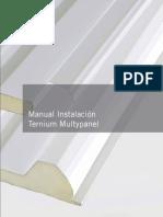 Manual de Instalación Ternium Multypanel
