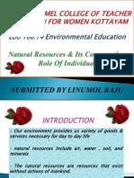 Natural Resoures