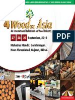 Wood Ex Asia 2019 Brochure