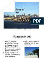 art appreciation module 3  functions of art.ppt