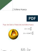TC Esfera Hueca