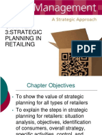 Chapter 3 Strategic Planning in Retailing