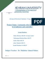 AEM Project Report0