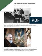 Imperdibles Consejos Del Padre Pío Para Tratar Con Nuestro Ángel de La Guarda