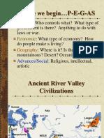 Ancient River Civilizations New