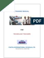 E-Learning Training Manua (Funtaj)