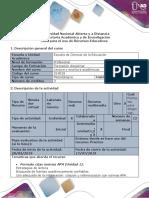 Guía Para El Uso de Recursos Educativos - Formatos