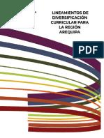 Lineamientos de Diversificacion Curricular AQP