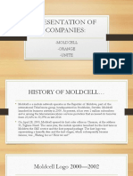 Presentation of Companies