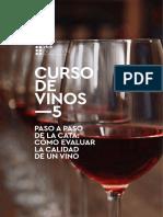 Curso de Vino